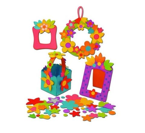 Assorted Paper Flowers pk 500