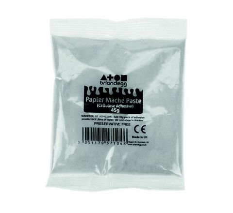 Cellulose Paste 45g Pack 5