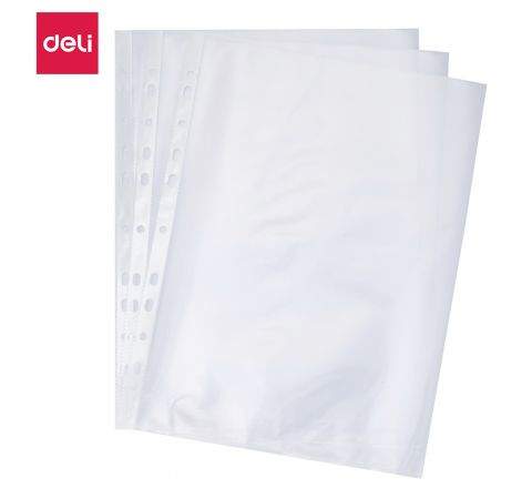 EF20302 A4 SHEET PROTECTOR 80M IC(100PC)