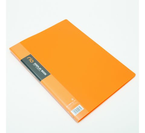 E5031 A4 DISPLAY BOOK 10 POCKE TS (ASST)