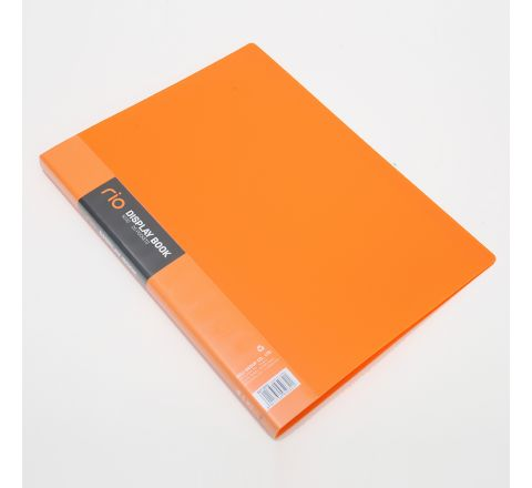 E5032 A4 DISPLAY BOOK 20 POCKE TS (ASST)