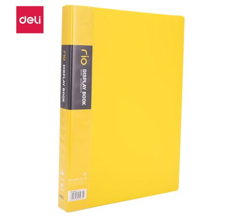 E5035 A4 DISPLAY BOOK 60 POCKE TS (ASST)