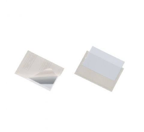8093-19 DURABLE POCKETFIX 57 X 90 MM, TRANSPARENT, 10 PIECES PER PAC