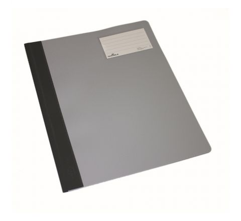 DURABLE 2705-10 MANAGEMENT FILES, A4 SIZE, GREY COLOUR