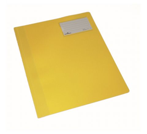 DURABLE A4 MANAGEMENT FILES - YELLOW - 2705-04