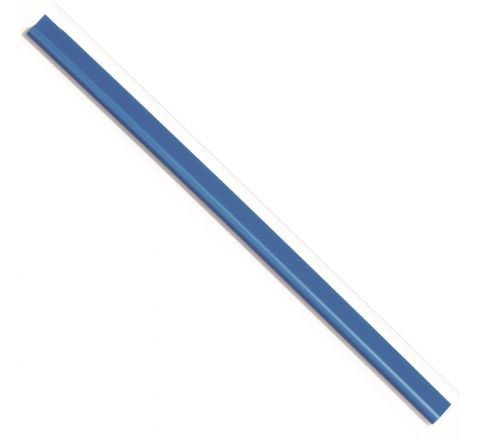 DURABLE 2900-06 SPINE BAR, A4 SIZE, 3 MM WIDTH, BLUE COLOUR, 100 PIECES PER PACK