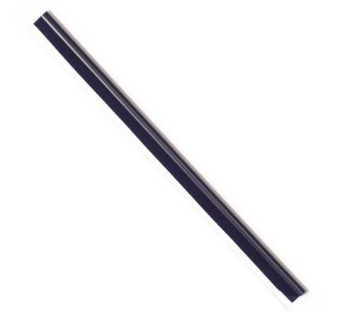 DURABLE 2901-07 SPINE BAR, A4 SIZE, 6 MM WIDTH, DARK BLUE COLOUR, 100 PIECES PER PACK