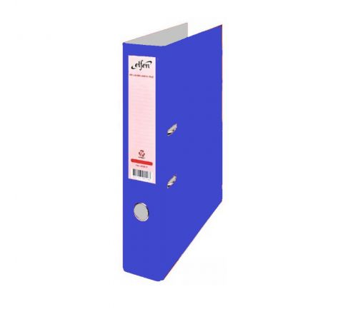 ELFEN 1202 PP BOX FILE FULL SCAPE, BLUE COLOUR