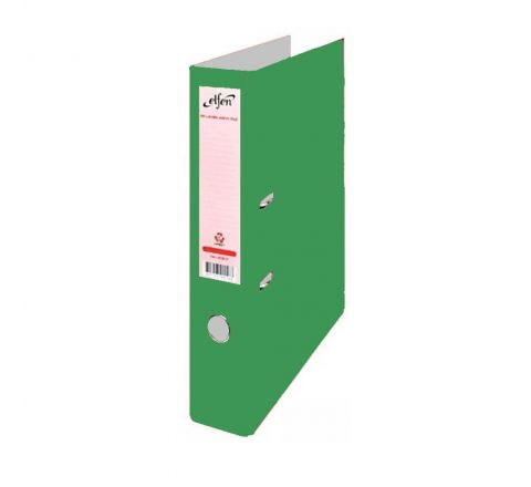 ELFEN 1202 PP BOX FILE FULL SCAPE, GREEN COLOUR