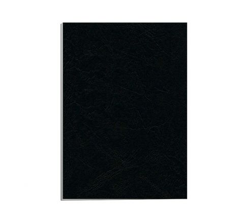 A4 BINDING BOTTOM SHEETS 230 GSM BLACK COLOUR