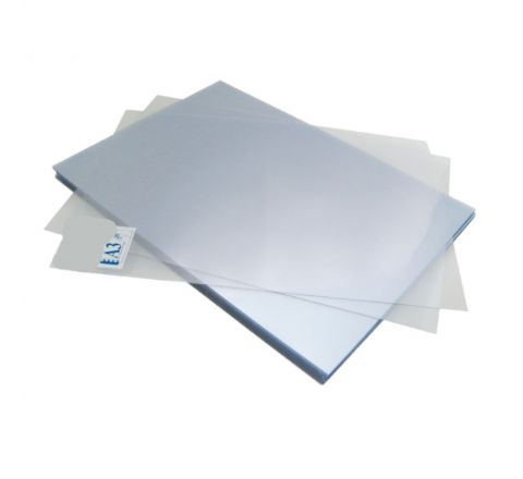 A3 BINDING SHEETS 200 MIC TRANSPARENT