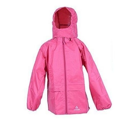 Child's Waterproof Packable Jacket
