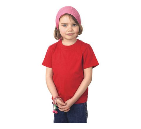 Childrens Plain T-Shirt Various Colours And Sizes