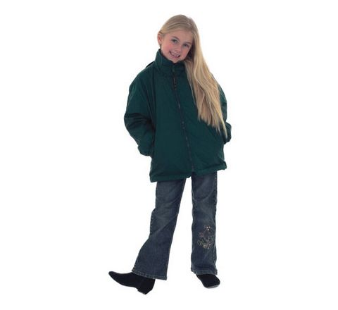 Childrens Reversible Fleece Jacket Childrens Reversible Fleece Jacket Various Each