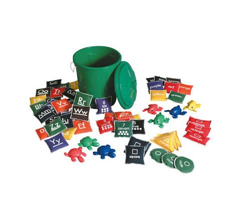 Bean Bag Bin Assorted Pack 64