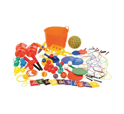 First Play Activity Tub Assorted Set 64