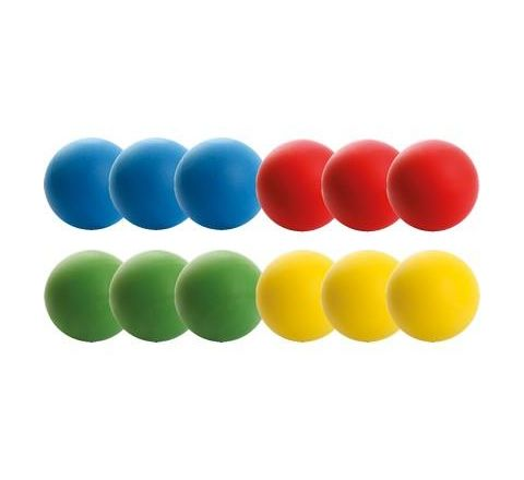 7cm Foam Ball Pack