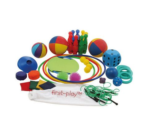 First Play Playsack Assorted Pack 43