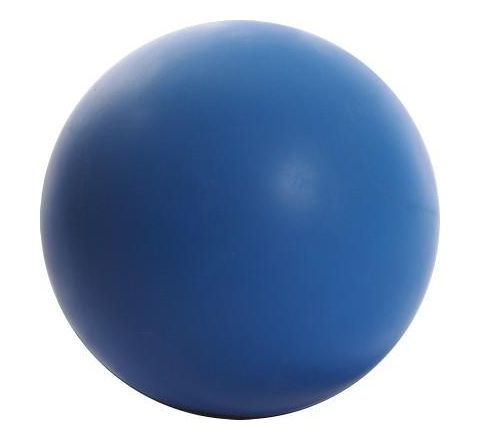 Coated Foam Ball 21cm Blue