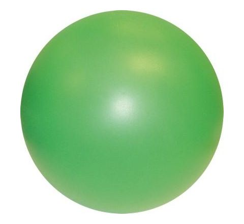 Coated Foam Ball 21cm Green