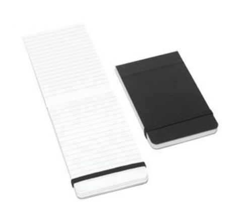 A6 RULED PAD WITH ELASTIC BAND