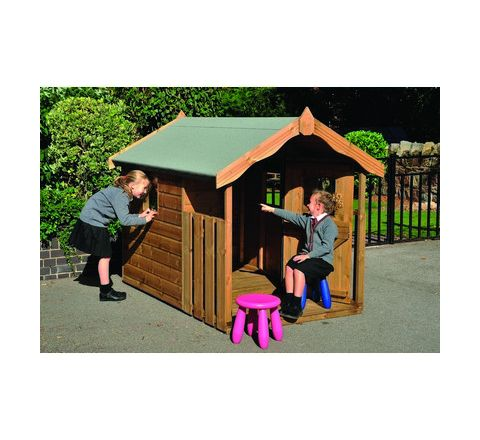 Childrens Retreat Playhouse With Installation Each