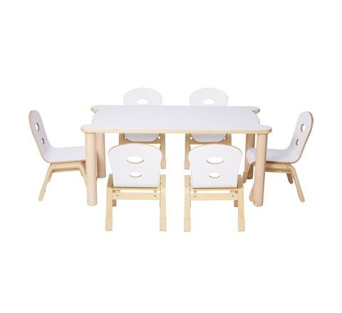 Alps Series - Rectangular Table - Size 1