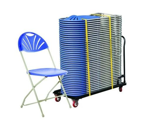 40 Classic Plus Chairs and Trolley