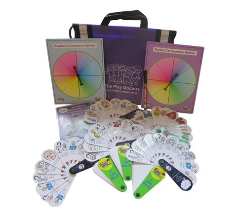 Emotions, Behaviour And Consequences Classroom Kit