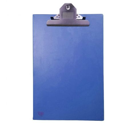 PREMIER PM12345 PVC SINGLE CLIPBOARD FULL SCAPE SIZE