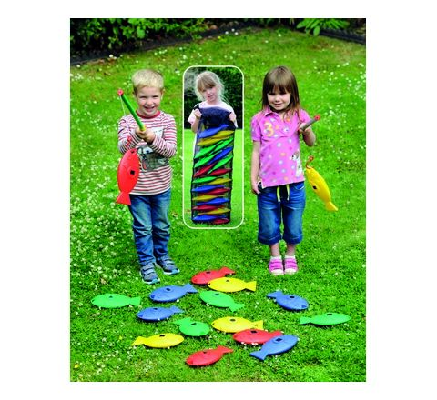 Giant Shape Fishing Game Set 18