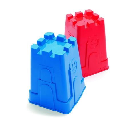 Castle Tower Moulds Tall Set 8