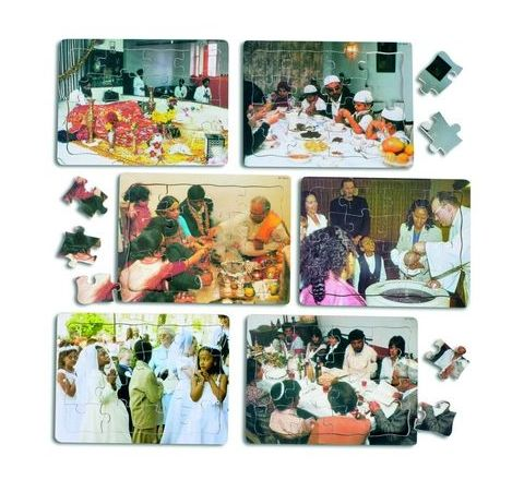 Multi Faith Celebrations Puzzles