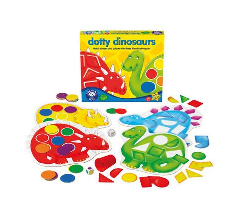 Dotty The Dinosaur Game Each