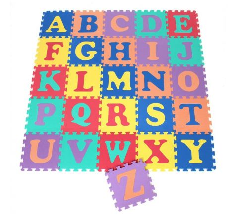 DS Alphabet Interlocking Mats (Set of 26)
