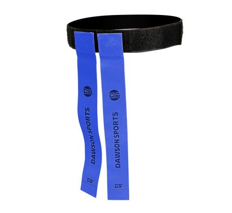 DS Flag Tag Belt - 2 Tags (Blue)