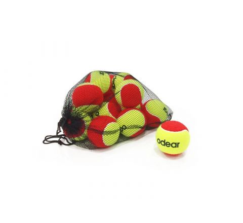 DS Low Bounce Tennis Balls (Pack of 12)