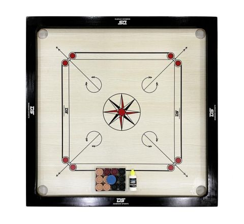 DS Club Carrom Board
