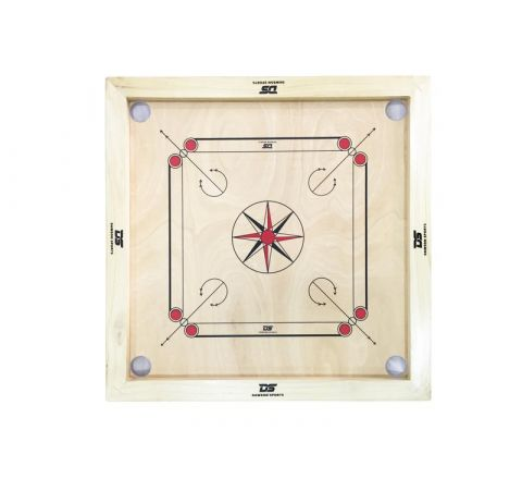DS Tournament Carrom Board
