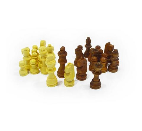 DS Chess Pieces