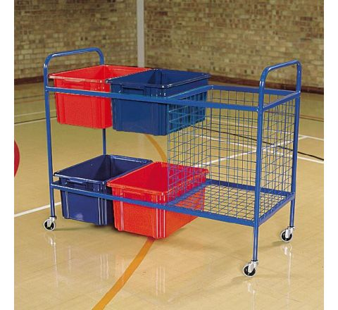 DS Large Equipment Storage Trolley