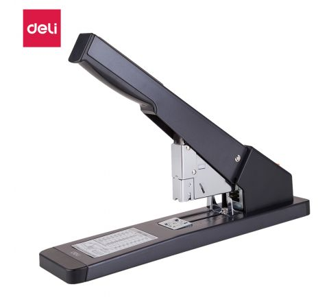 E0396-DELI STAPLER HEAVY DUTY 210 SHEETS