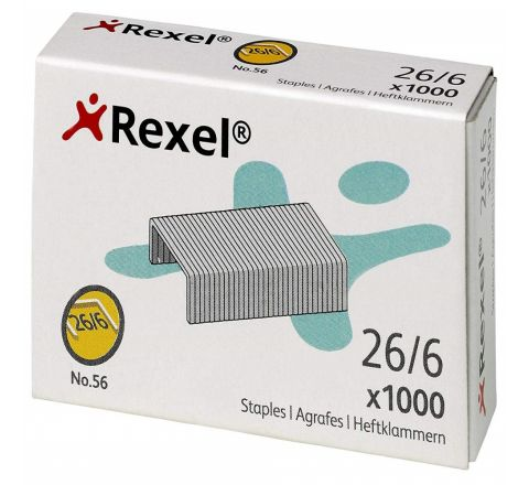 06131 REXEL STAPLES NO. 56 (10 00)