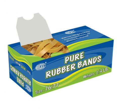 FIS  NO 76/77 RUBBER BAND 100 GM