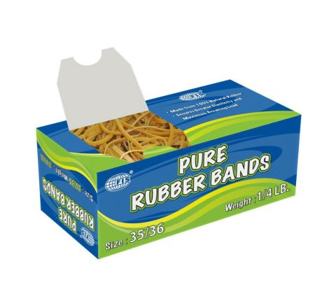 FIS  NO.35 / 36 RUBBER BAND 100 GM