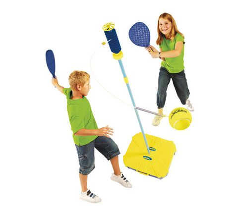 All Surface Swingball Yellow/Blue Each