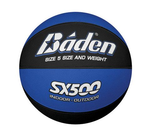 Baden SX Basketball 5 Blue/Black Each