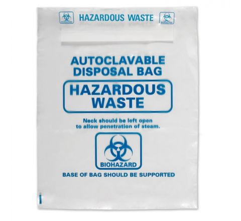 Autoclave Bag Pack of 200 - 413 x 632mm [1531]
