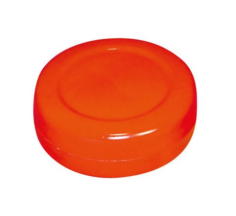 Eurohock Lightweight Hockey Puck Orange Each