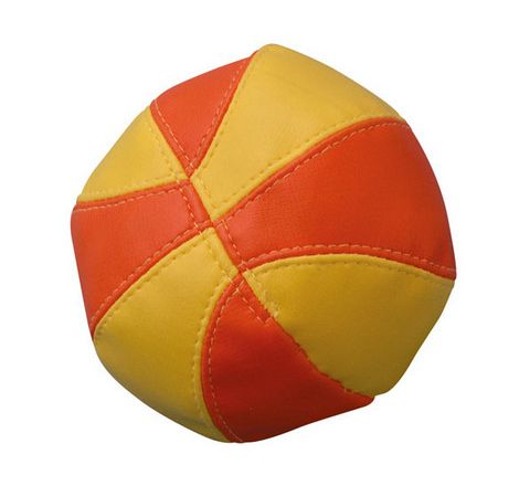 Bean Bag Ball Orange/Yellow Each